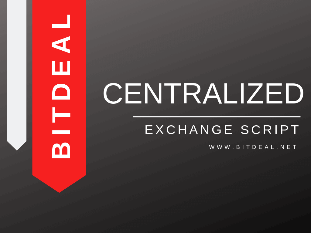 Centralized Exchange Script from Bitdeal