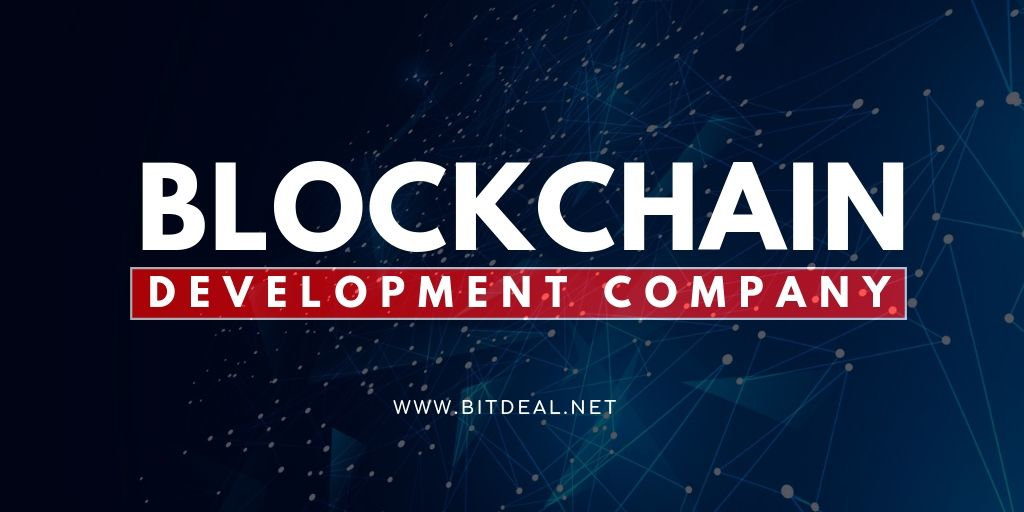 Bitdeal - The Best Blockchain Business Development Company!