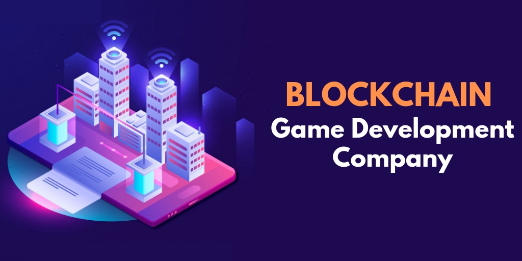 Blockchain Game Development Company