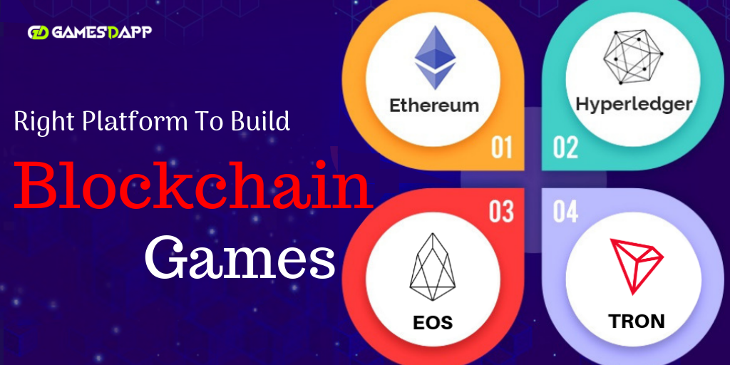 Which is the right platform to Build blockchain games?