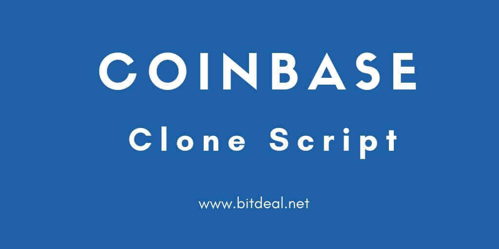 Coinbase Clone Script To Start cryptocurrency Exchange Like Coinbase