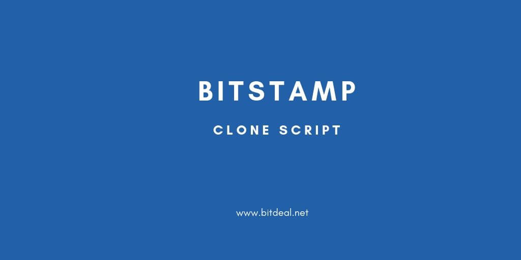 Clone Script To Start a Bitcoin Exchange Like Bitstamp