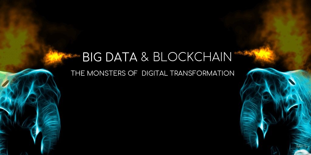 How Big Data Works In Blockchain | Big Data In Blockchain