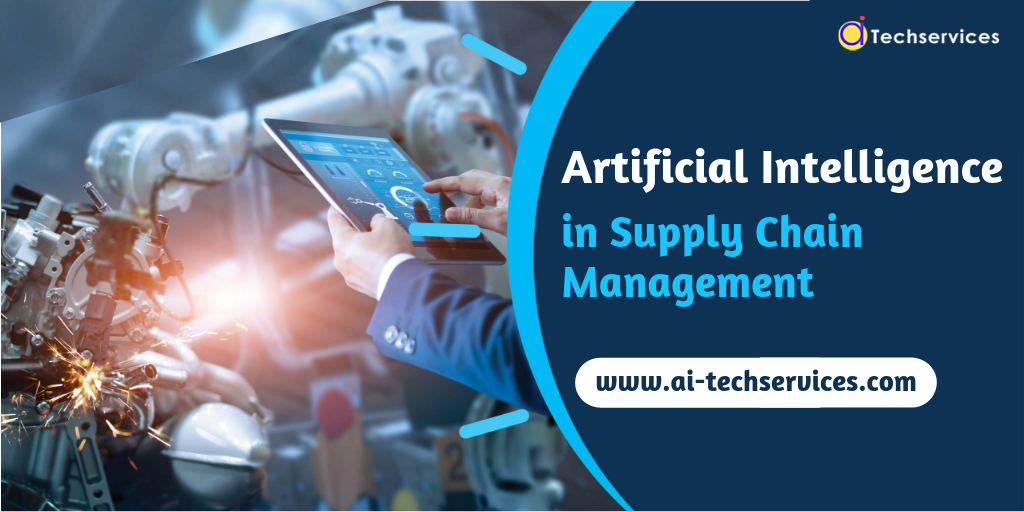 Digital Transformation of Supply Chain with AI