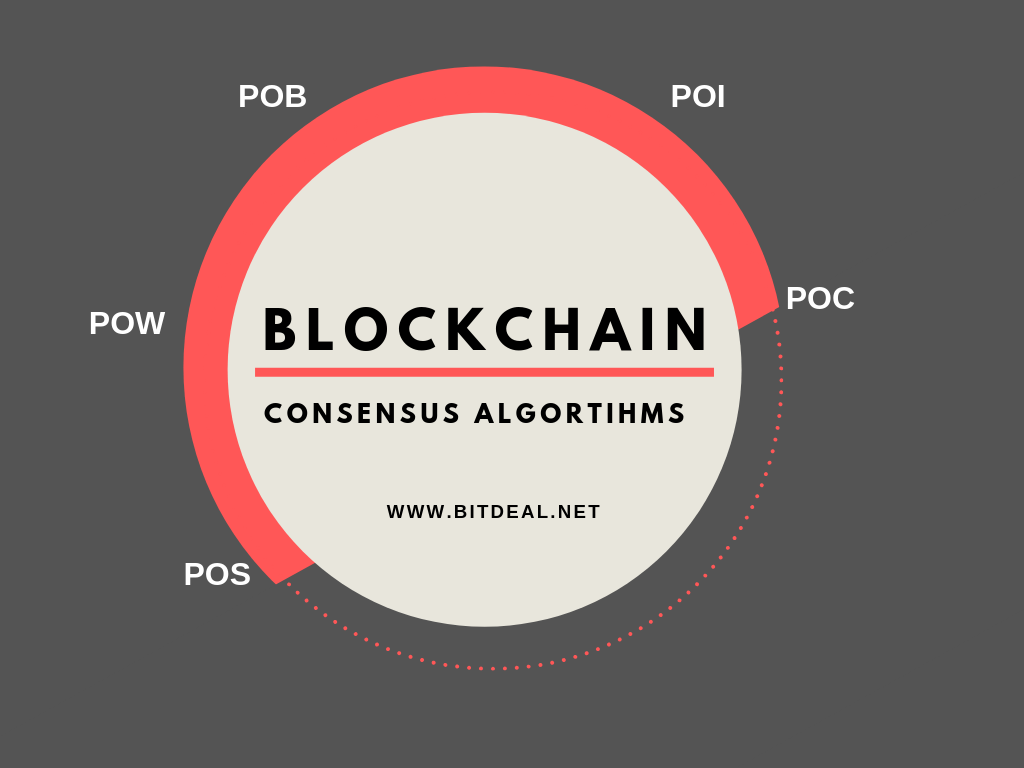 What is Blockchain Consensus Algorithms