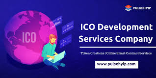 ICO Development Services Company in India