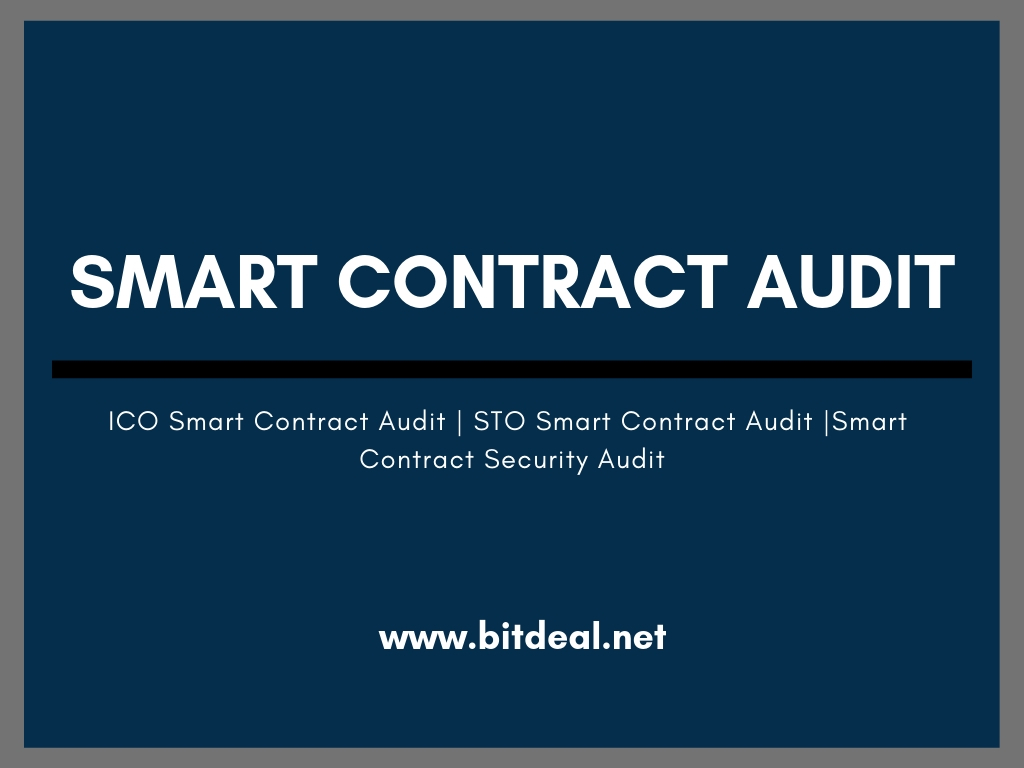 Smart Contract Audting Services | Smart Contract Audit Agency