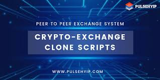 Crypto Exchange Clone Script for Peer to Peer Exchange - Pulsehyip