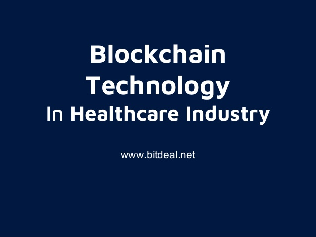 How Blockchain Technology Supports Healthcare Industry