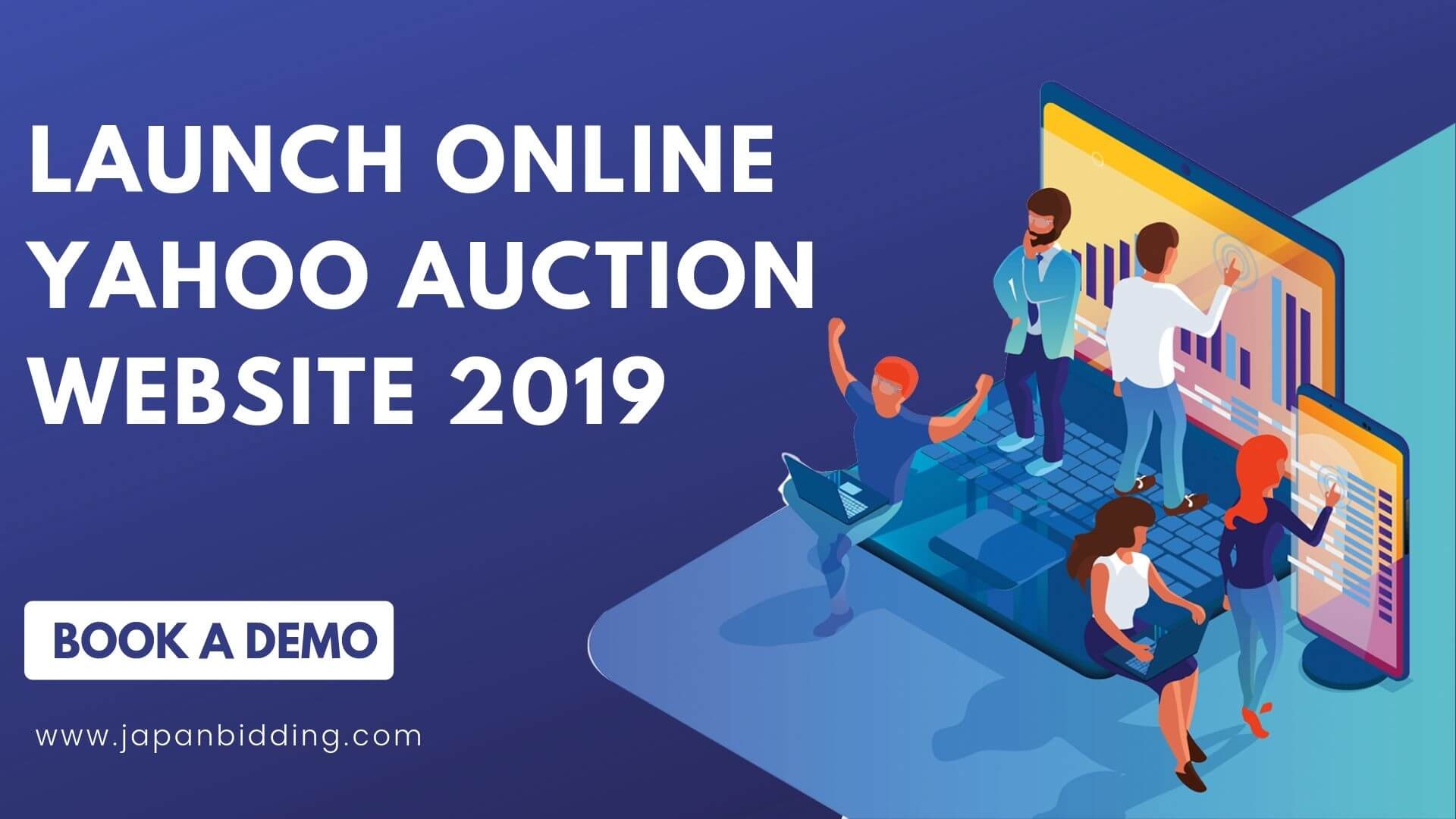 Launch Your Online Yahoo Auction Website 2019