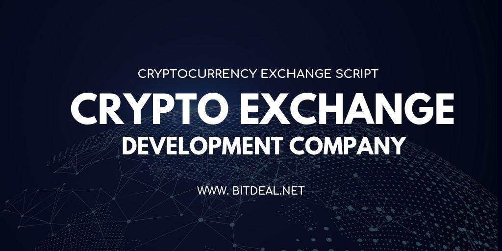 Cryptocurrency Exchange Software Development Company | Bitdeal