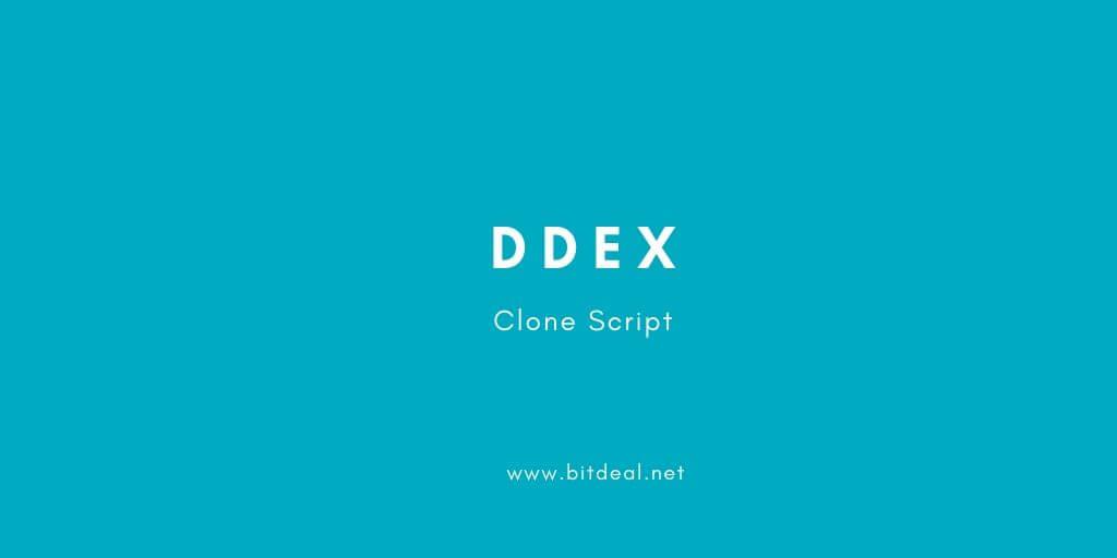 DDEX-based DEX Platfrom Development | DDEX Clone Script