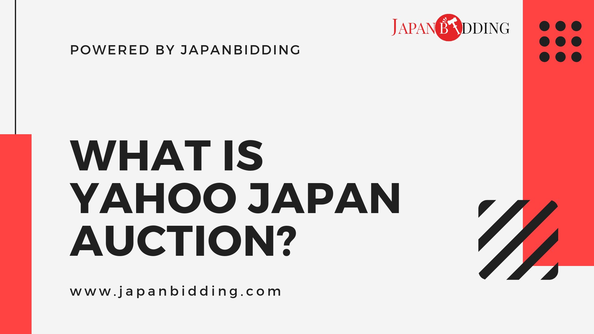 What is Yahoo Japan Auction?