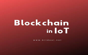 How Blockchain Can Be Used in IOT (Internet Of Things)