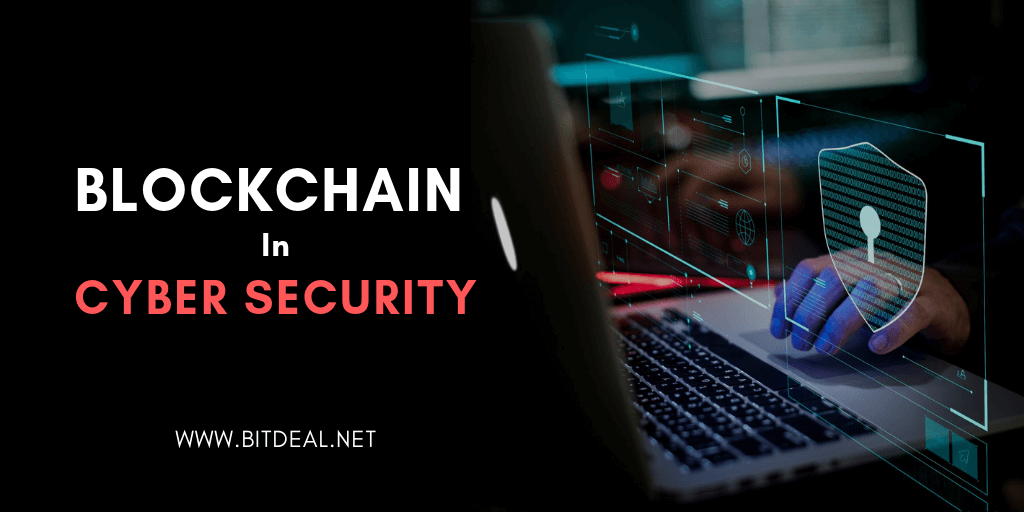 How to boost data security with Blockchain ? | Blockchain in Cyber Security