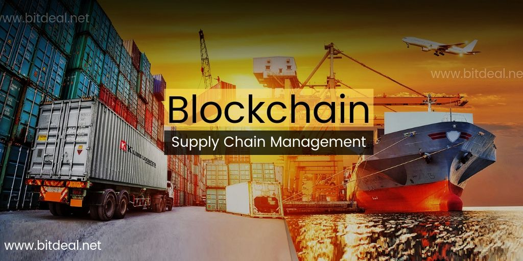 How Blockchain can renovate Supply Chain Management ( SCM ) ?