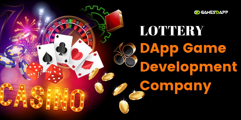 Lottery DApp Game Development Company