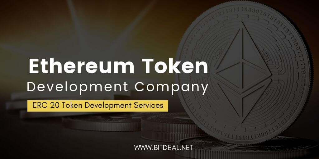 Etherum Token Development Services | Crypto Token Development Company