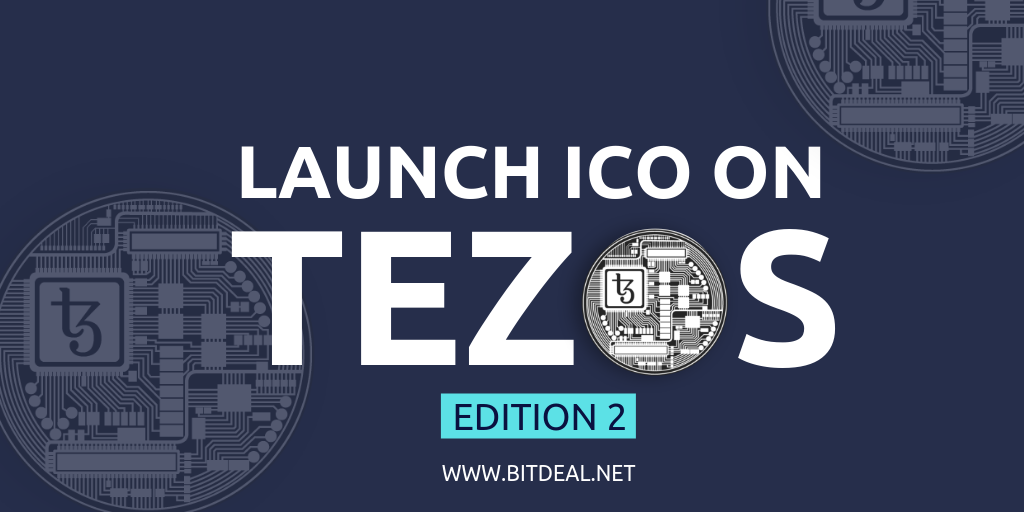 Launch ICO On Tezos