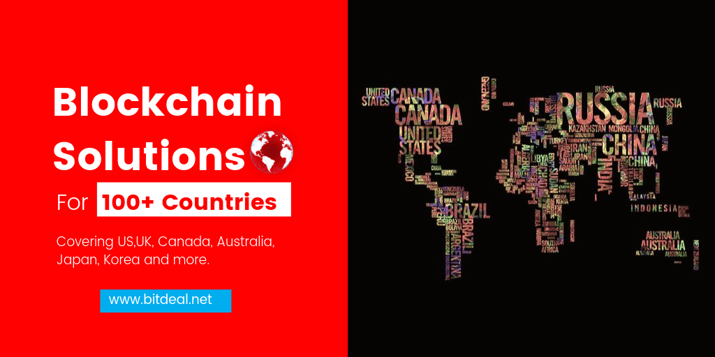 Enterprise Blockchain Solutions For 100+ Countries (BaaS)