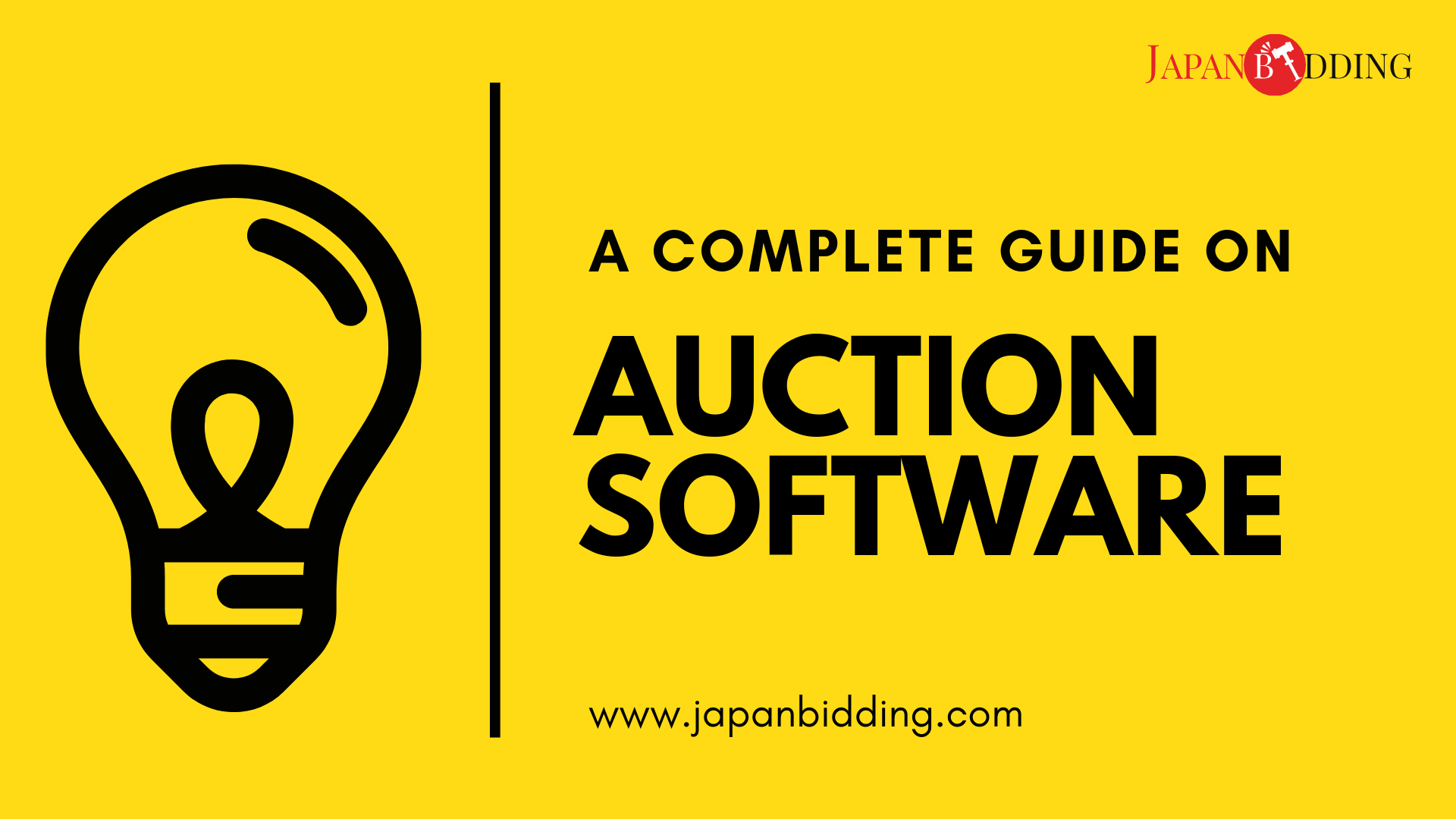 A Complete Guide On Auction Software