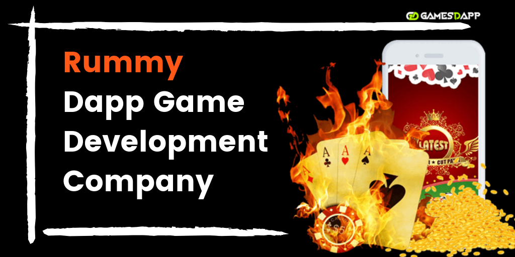 Rummy DApp Game Development Company