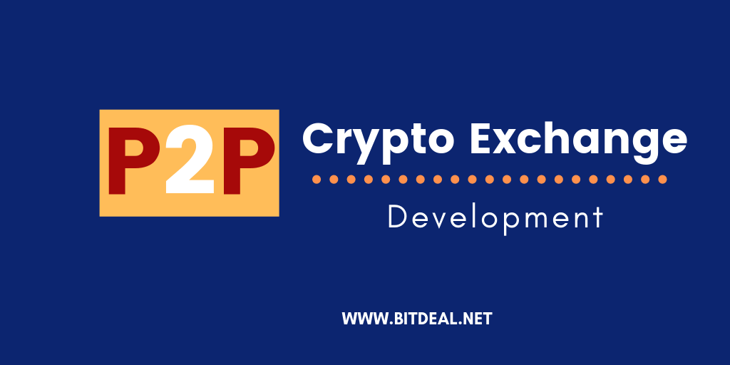 P2P Cryptocurrency Exchange Development Company