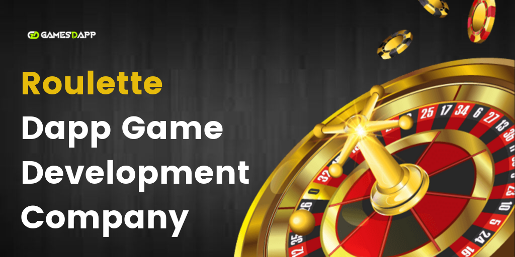 Roulette DApp Game Development Company | GamesDApp
