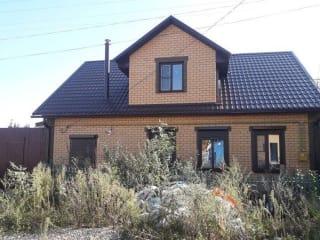Дом 125 м² на участке 12 сот.