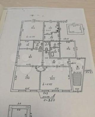 Дом 72 м² на участке 5 сот.