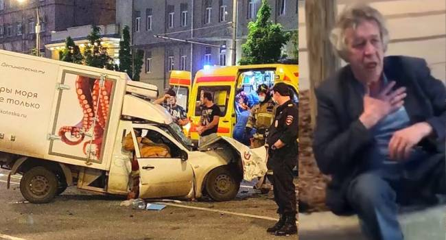 ДТП с Ефремовым: умер водитель автомобиля, в который врезался актер