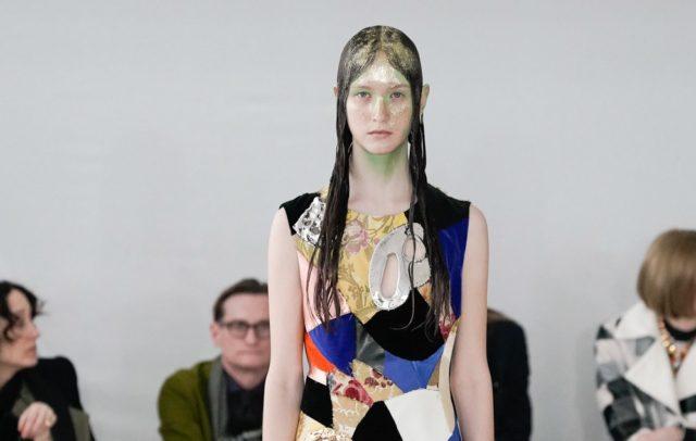 Показ Marni на Неделе моды в Милане