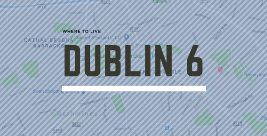 Image of Dublin area