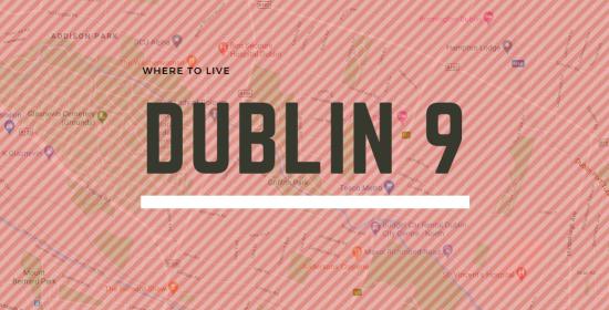 Image of Dublin area