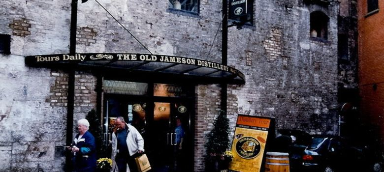 Old Jameson Distillery image