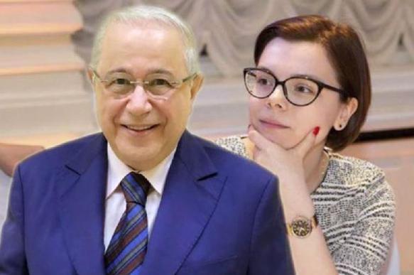 Петросян выложил фотоснимок отдыха с молодой женой в Дубае