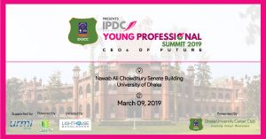 DUCC Presents IPDC Young Professional Summit 2019