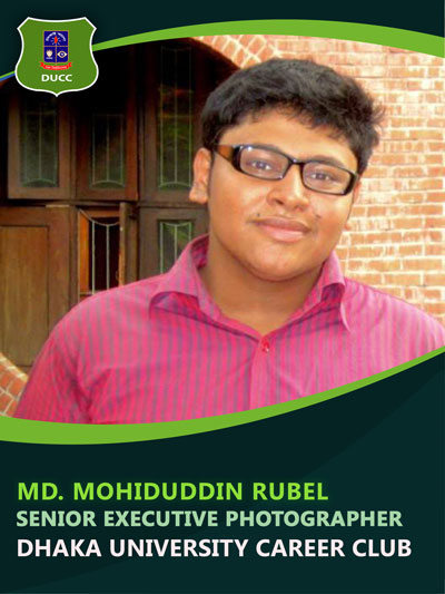 Md. Mohiuddin Rubel - Senior Executive-Dhaka University Career Club