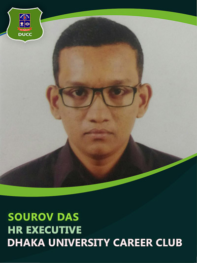 Sourov Das - Executive-Dhaka University Career Club