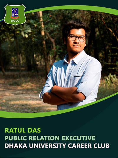 Ratul Das - Executive-Dhaka University Career Club