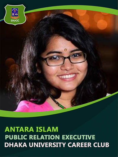 Antara Islam - Executive-Dhaka University Career Club