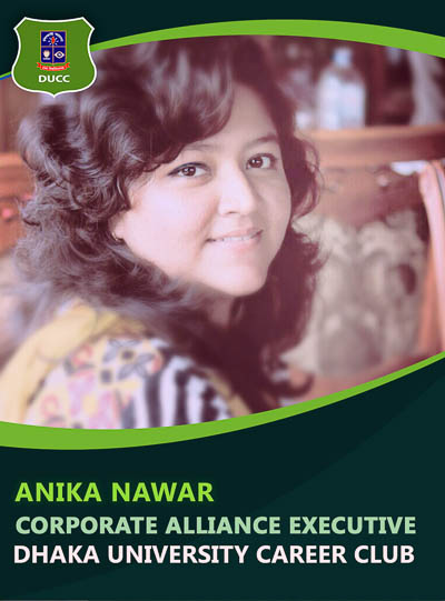 Anika Nawar - Executive-Dhaka University Career Club