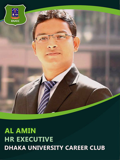 Al Amin Howlader - Executive-Dhaka University Career Club