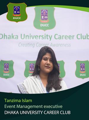 Tanzima Islam Hridi - Executive - DUCC - 2017-18