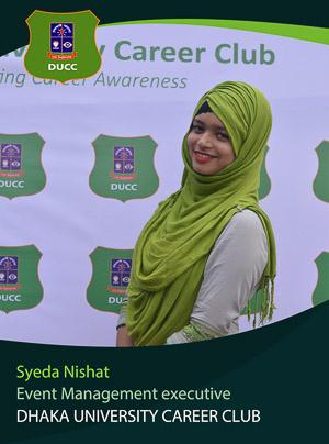 Syeda Nishat Nigar - Executive - DUCC - 2017-18
