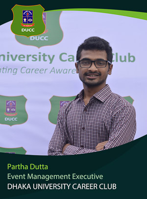 Partha Dutta - Executive - DUCC - 2017-18