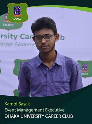 Kamol Basak - Executive - DUCC - 2017-18