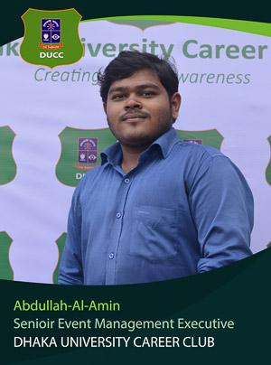 Abdullah-Al-Amin - Senior Executive - DUCC - 2017-18