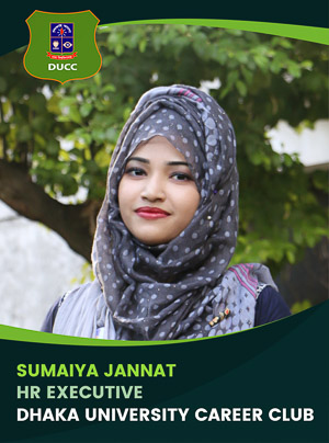 Sumaiya Jannat - Executive - DUCC - 2017-18