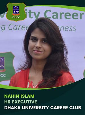 Nahin Islam - Executive - DUCC - 2017-18